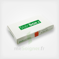 Stéribox Kit Prévention Et Hygiène Pour Les Toxicomanes Avec Seringues 100ui/ml à JUAN-LES-PINS