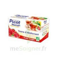 Picot Maman Tisane D'allaitement Fruits Rouges 20 Sachets à JUAN-LES-PINS