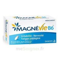 Magnevie B6 100 Mg/10 Mg Comprimés Pelliculés Plaq/60 à JUAN-LES-PINS