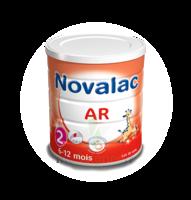 Novalac Ar 2 Lait En Poudre Antirégurgitation 2ème âge B/800g à JUAN-LES-PINS