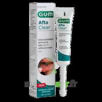 Gum Aftaclear Gel Aphtes Lésions Buccales 10ml à JUAN-LES-PINS