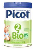 Picot 2 Bio Lait En Poudre 800g à JUAN-LES-PINS
