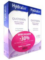 Hydralin Quotidien Gel Lavant Usage Intime 2*200ml à JUAN-LES-PINS