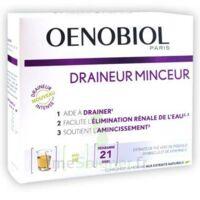 Oenobiol Draineur Poudre Thé Sticks/21 à JUAN-LES-PINS