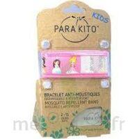 Para'kito Kids Bracelet Répulsif Anti-moustique Princess à JUAN-LES-PINS