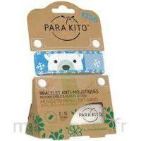 Para'kito Kids Bracelet Répulsif Anti-moustique Polar Bear à JUAN-LES-PINS