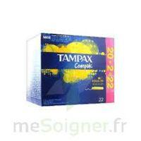 Tampax Compak - Tampon Régulier à JUAN-LES-PINS