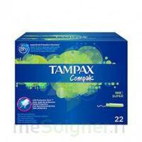 Tampax Compak - Tampon Super à JUAN-LES-PINS