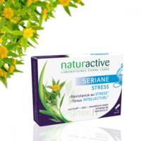 Naturactive Seriane Stress 30gélules à JUAN-LES-PINS
