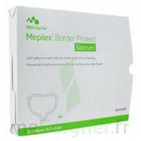 Mepilex Border Sacrum Protect Pansement Hydrocellulaire Siliconé 22x25cm B/10 à JUAN-LES-PINS