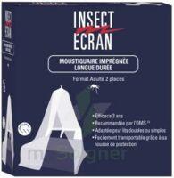 Insect Ecran Moustiquaire Imprégnée 2 Places Adulte à JUAN-LES-PINS