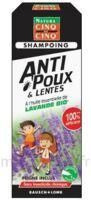 Cinq Sur Cinq Natura Shampooing Anti-poux Lentes Lavande 100ml à JUAN-LES-PINS