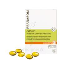 Oléocaps 3 Caps Confort Digestif Bio B/30 à JUAN-LES-PINS