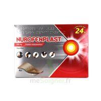 Nurofenplast 200 Mg Emplâtre Médic 4sach