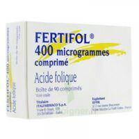 Fertifol 400 µg Cpr Plq/90 à JUAN-LES-PINS
