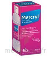 Mercryl Solution Pour Application Cutanée Moussante Blanc Fl/300ml à JUAN-LES-PINS