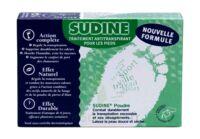 Sudine Poudre - Traitement Anti Transpiration - Boite De 6 Sachets Doubles à JUAN-LES-PINS