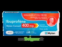 Ibuprofene Mylan Conseil 400mg, Comprimés Pelliculés à JUAN-LES-PINS