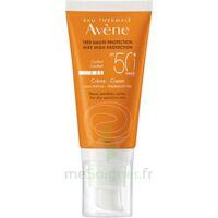 Avène Eau Thermale Solaire Crème 50+ Sans Parfum 50ml à JUAN-LES-PINS