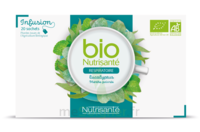 Nutrisanté Infusions Bio Respiratoire 20 Sachets à JUAN-LES-PINS