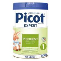 Picot Expert Picogest 1 Lait En Poudre B/800g à JUAN-LES-PINS