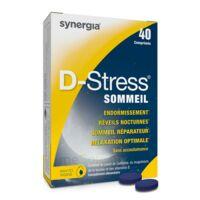 D-stress Sommeil Comprimés B/40 à JUAN-LES-PINS