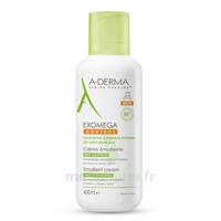 Aderma Exomega Control Crème émolliente Pompe 400ml à JUAN-LES-PINS