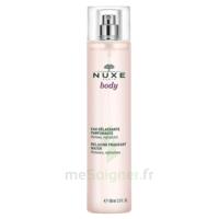 Eau Délassante Parfumante Nuxe Body100ml à JUAN-LES-PINS
