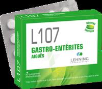 Lehning L107 Comprimés Orodispersibles 2plq Pvc/pvdc/alu/20 à JUAN-LES-PINS