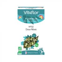 Vitaflor N°2 Doux Rêves Bio _ Floralis Plantes En Vrac Composées _ 40g à JUAN-LES-PINS