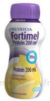 Fortimel Protein Sans Lactose, 200 Ml X 4 à JUAN-LES-PINS