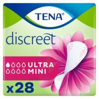 Tena Discreet Protection Urinaire Ultra Mini Sachet/28 à JUAN-LES-PINS