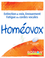 Boiron Homéovox Comprimés à JUAN-LES-PINS