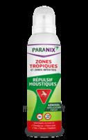 Paranix Moustiques Lotion Zones Tropicales Aérosol/125ml à JUAN-LES-PINS