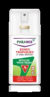 Paranix Moustiques Spray Zones Tropicales Fl/90ml à JUAN-LES-PINS