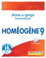 Boiron Homéogène 9 Comprimés à JUAN-LES-PINS