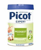 Picot Expert Picogest 2 Lait En Poudre B/800g à JUAN-LES-PINS