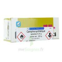 Cooper Camphre Tablettes 250g à JUAN-LES-PINS