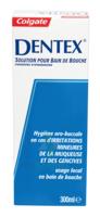 Dentex Solution Pour Bain Bouche Fl/300ml à JUAN-LES-PINS