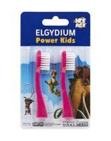 Elgydium Recharge Pour Brosse à Dents électrique Age De Glace Power Kids à JUAN-LES-PINS