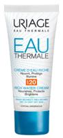 Uriage Crème D'eau Riche Spf20 à JUAN-LES-PINS
