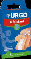 Urgo Résistant Pansement Bande à Découper Antiseptique 6cm*1m à JUAN-LES-PINS