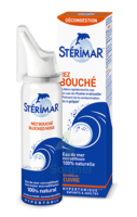 Stérimar Nez Bouché Solution Nasale Adulte Fl Pulv/100ml à JUAN-LES-PINS