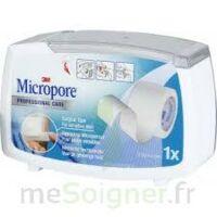 Micropore Sparadrap Microporeux 25mmx5m DÉvidoir à JUAN-LES-PINS