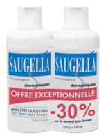 Saugella Emulsion Dermoliquide Lavante 2fl/500ml à JUAN-LES-PINS