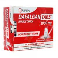 Dafalgantabs 1 G Cpr Pell Plq/8 à JUAN-LES-PINS