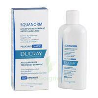 Ducray Squanorm Shampooing Pellicule Grasse 200ml à JUAN-LES-PINS