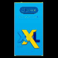 Durex Comfort Xxl Préservatif Lubrifié B/10 à JUAN-LES-PINS