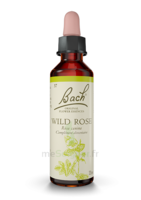Fleurs De Bach® Original Wild Rose - 20 Ml à JUAN-LES-PINS