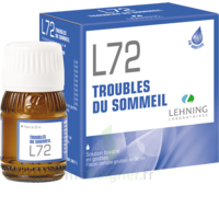 Lehning L72 Solution Buvable En Gouttes 1fl/30ml à JUAN-LES-PINS